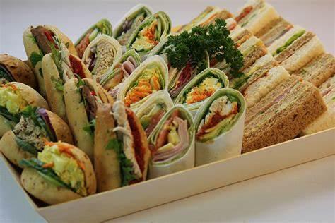 Multi Style Sandwhich Platter