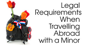 Travelling Overseas with your kids? Cross your T's and I's or else you may be committing a crime