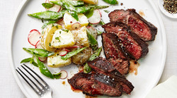 steak-potato-radish