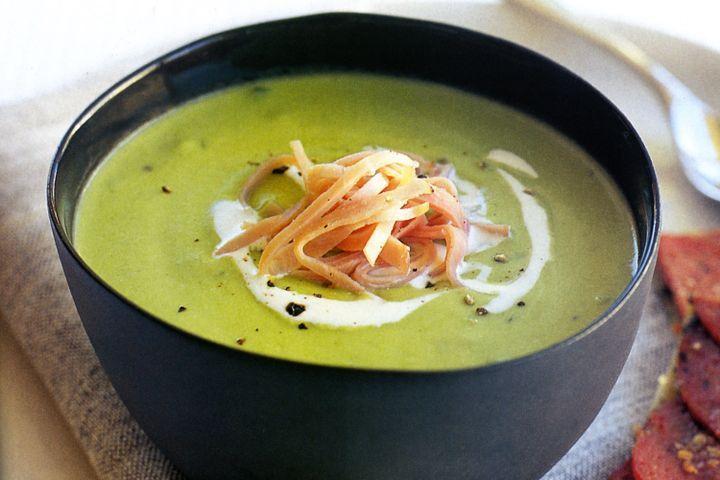 Pea-Ham-soup