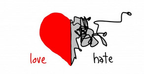 Family Law…the scales of love and hate