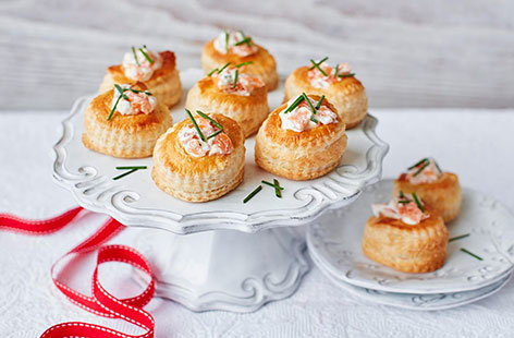 Mini Vol Au Vents