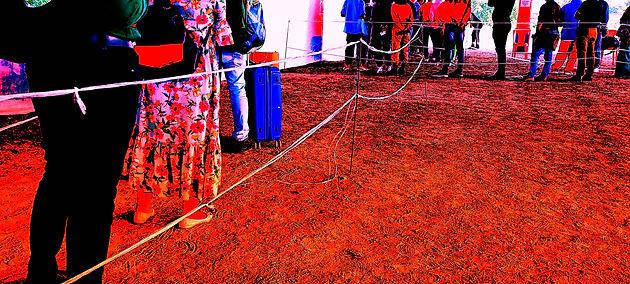 6. Hesitant footsteps dragged more listl