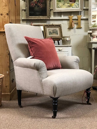 19th Century French Armchair - SOLD