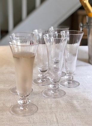Champagne Flutes - Set of 6