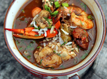 The History of Gumbo