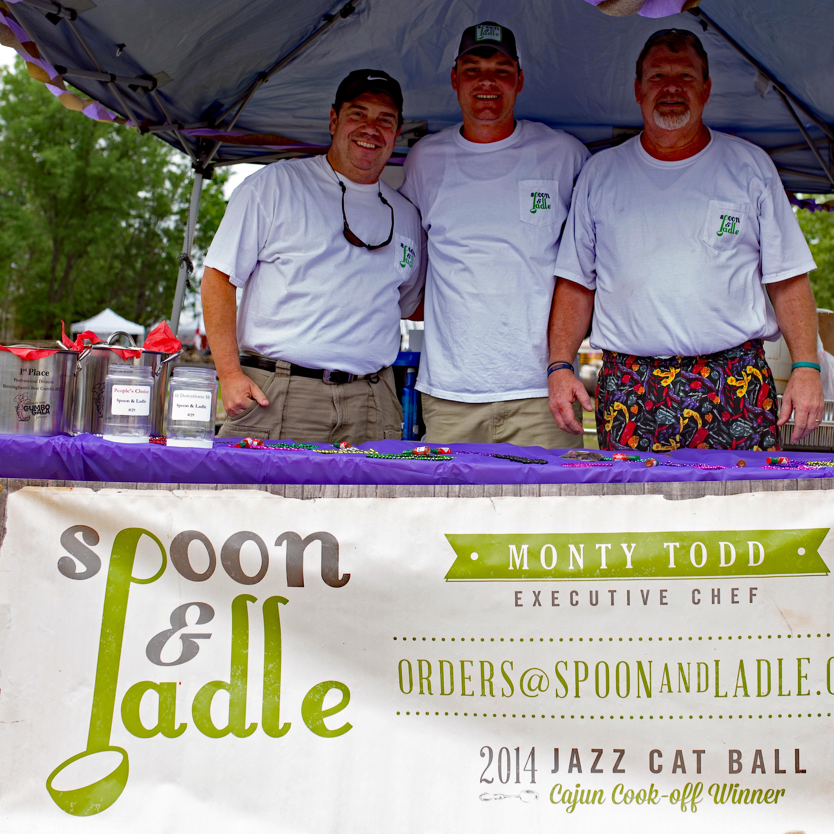 Spoon & Ladle Cook Team