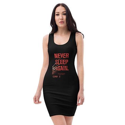 "Dress ""Guna x Nightmare On Elm Street"""