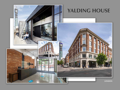 MAPFRE ACQUIRES A HISTORIC BUILDING IN LONDON THROUGH ITS REAL ESTATE FUND WITH GLL