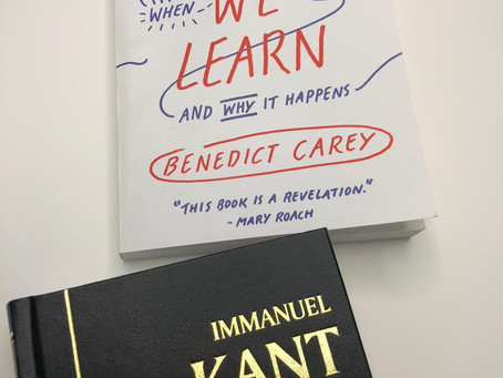How we learn?