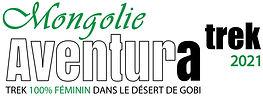 2021 Logo Mongolie Aventura TREK baselin