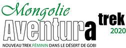 Logo Mongolie Aventura TREK 2020 baselin