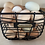 Thumbnail: Farm Fresh Organic Eggs: 1 Dozen