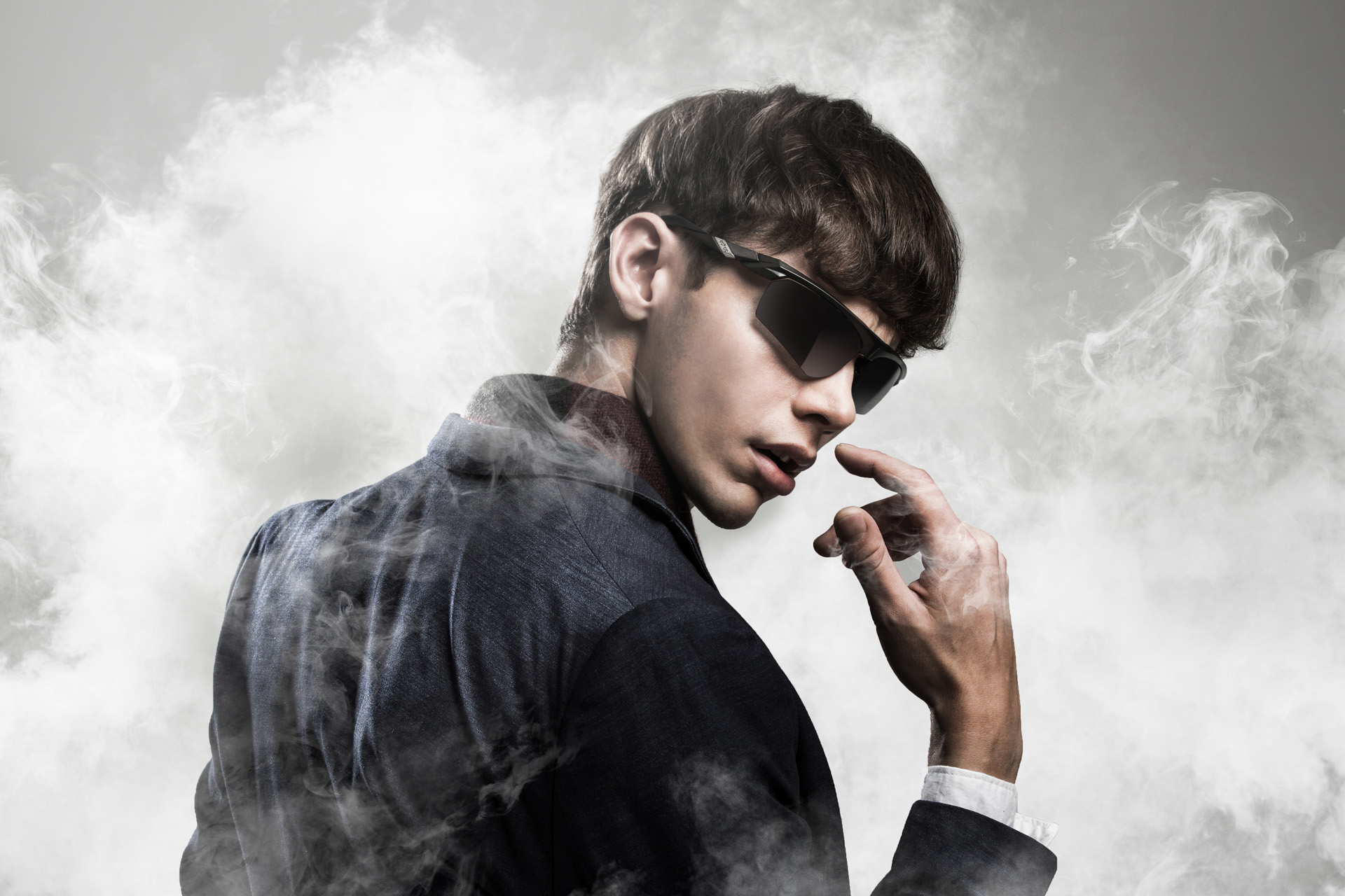 ADHOC眼鏡產品設計/Blade