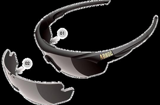 ADHOC眼鏡產品設計/MAX