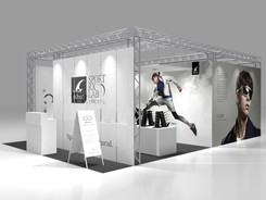 Booth of SPORT RX LAB