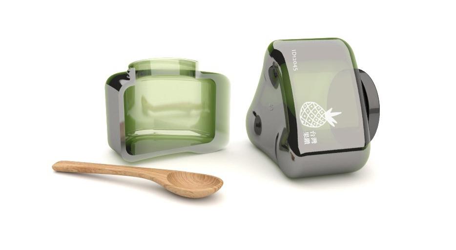 產品設計/果醬瓶設計