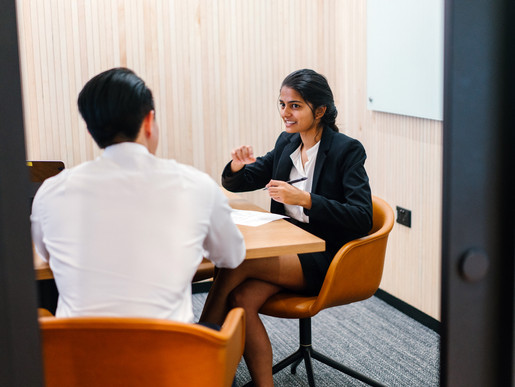 A recruiter's guide to managing salary conversations