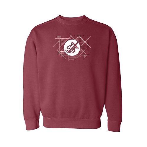 Comfort Color Crewneck Sweatshirt