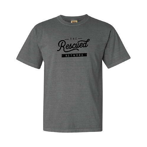 Rescued Network Comfort Color Tee