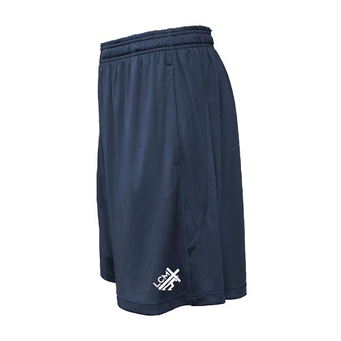 Sport Arc Solid Shorts