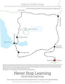 Chinsegut Wildlife Day 2020_ Selfie Map-