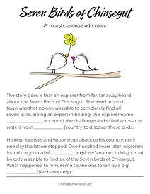 Chinsegut Wildlife Day 2020_Seven Birds