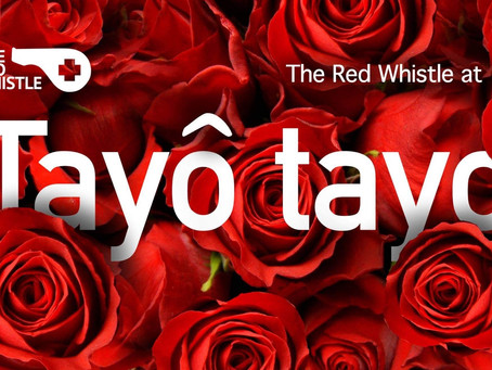 Tayô Tayo: The Red Whistle at 10