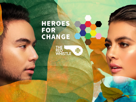 The Red Whistle launches Heroes for Change
