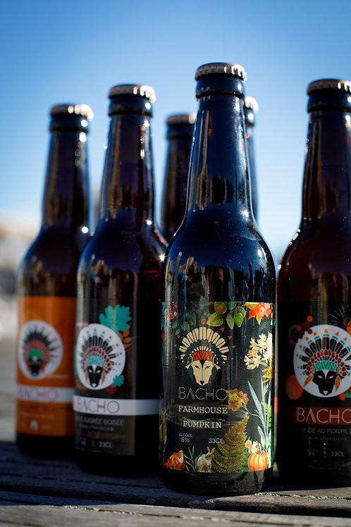 Box Découverte Bières & Limo - 12 bouteilles