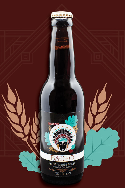 Amber Oak - Bière Ambrée Boisée