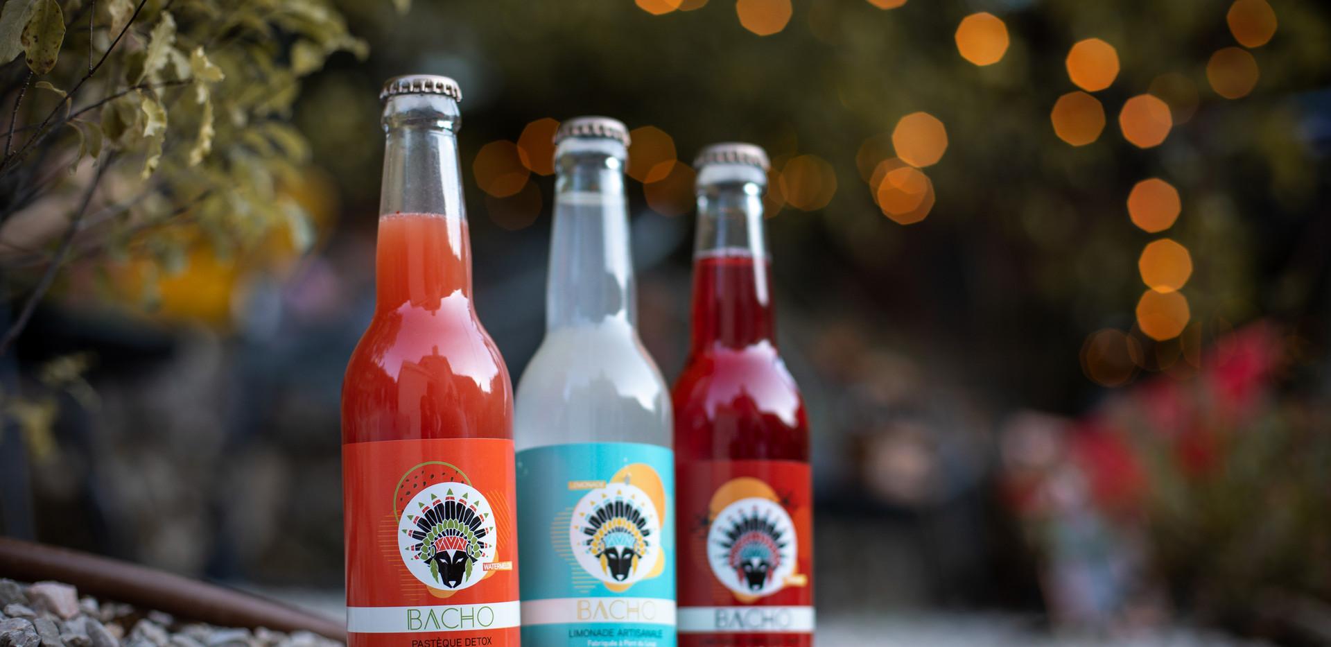 Limonade Artisanale Bacho Brewery