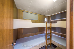 standard cabin bunks