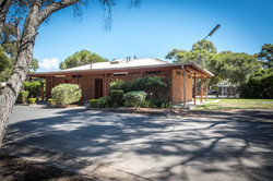 Amenities at Pakenham Caravan Park