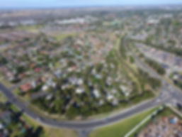 Ariel Photo of Pakenham Caravan Park