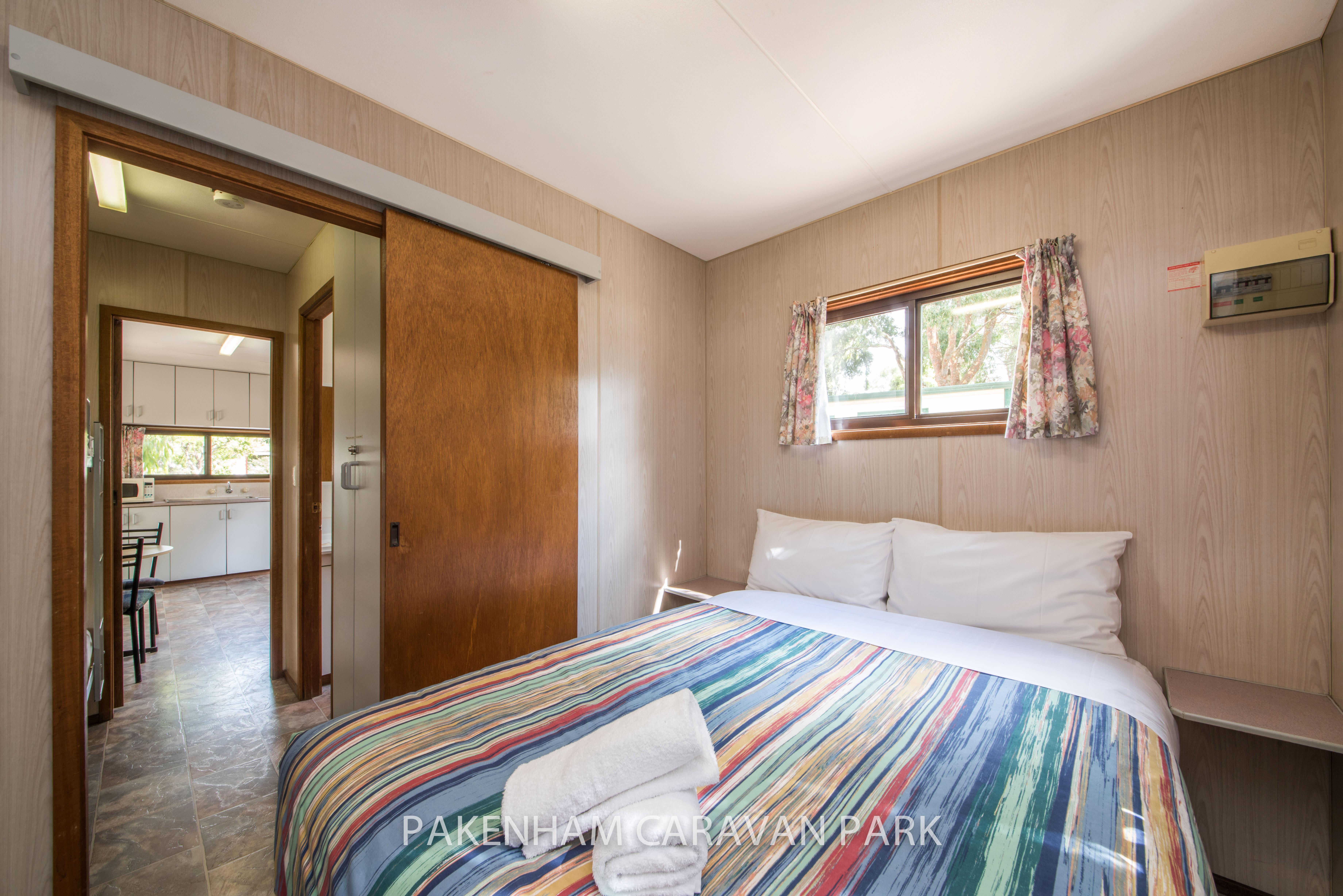 standard cabin bedroom