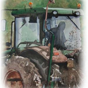 Elizabeth Tomkins -Tractor