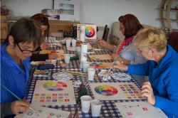 Laurenan colour session