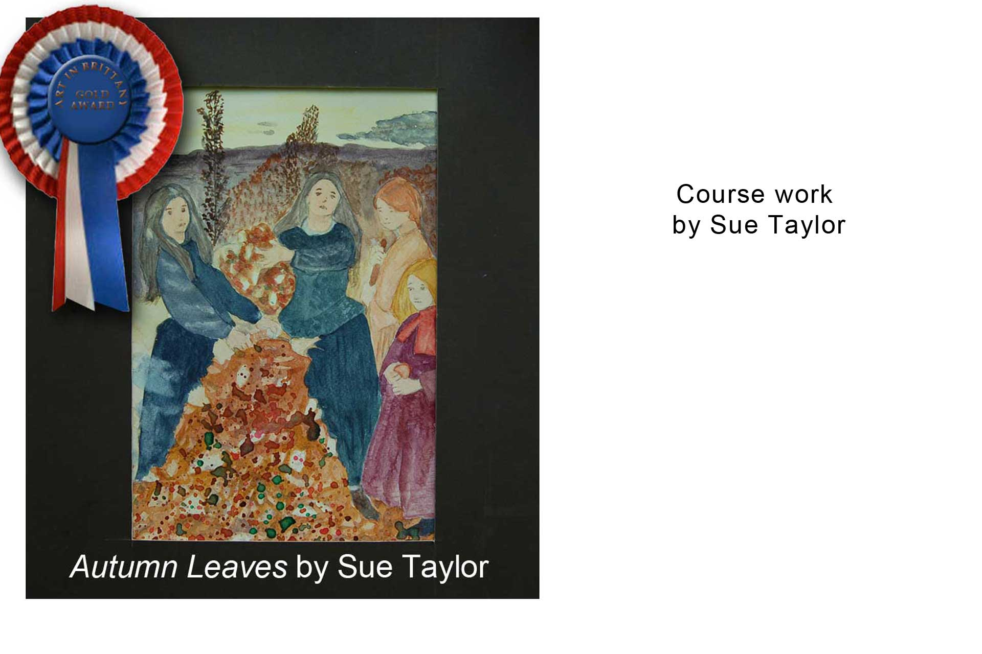 Sue Taylor - contextual studies