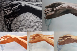 Hands - tonal mapping