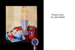 Joan Beale's Momento Mori