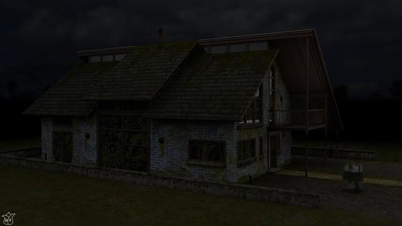 House - Night