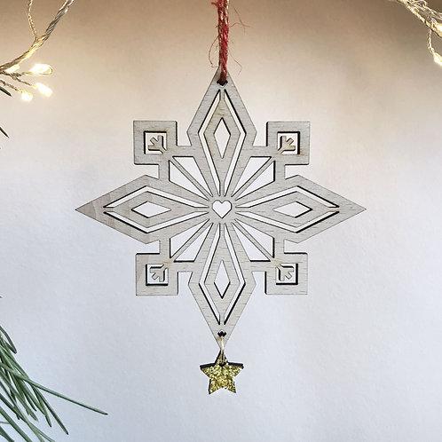 Boule de Noël La Rayonnante