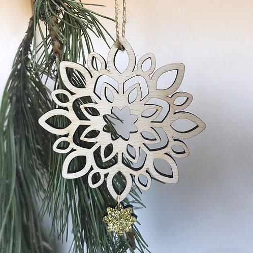 Boule de Noël La Resplendissante