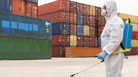Importaciones y exportaciones en tiempos de COVID19
