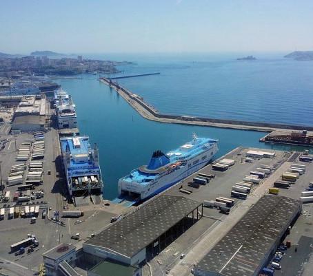 ¿Cuál ha sido el impacto real de la pandemia en el transporte marítimo del Mediterráneo?