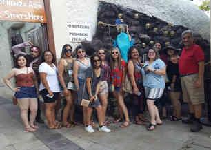 July 4, 2019 Cancun
