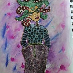 Art journal pages in progress….jpg