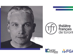 Rencontre : Manuel Verreydt, Théâtre français de Toronto