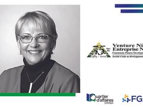 Rencontre : Susan Morin, Entreprise Niagara